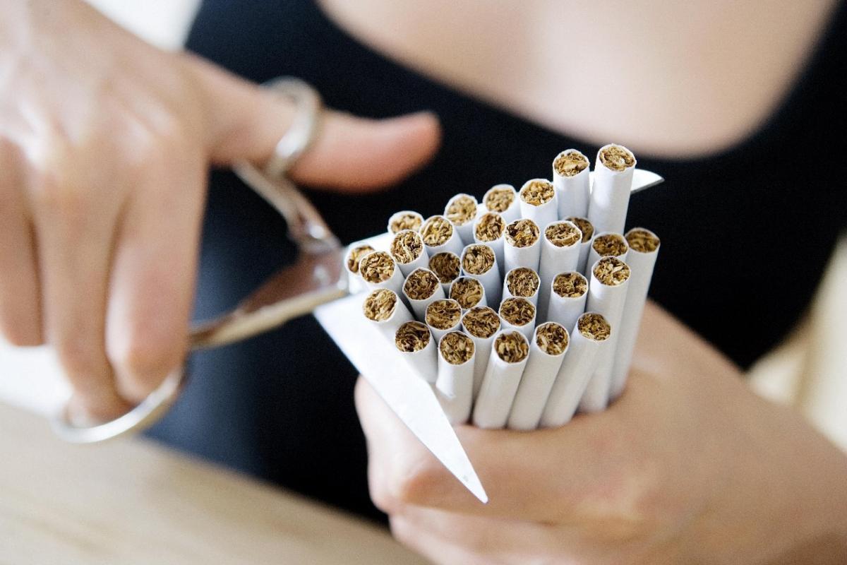 Как бросать курить