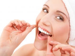 Натуральные отбеливатели для зубов